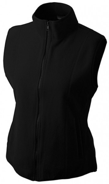 HELEN ladies microfleece vest