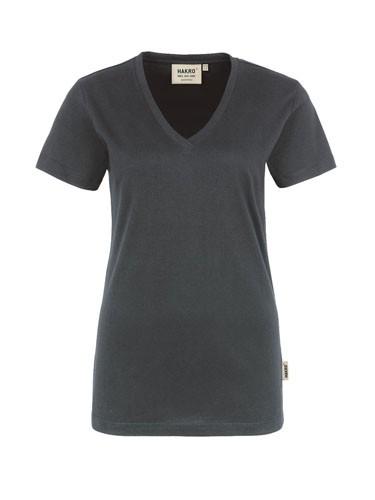 Damen Saison T-Shirt Classic V-Ausschnitt